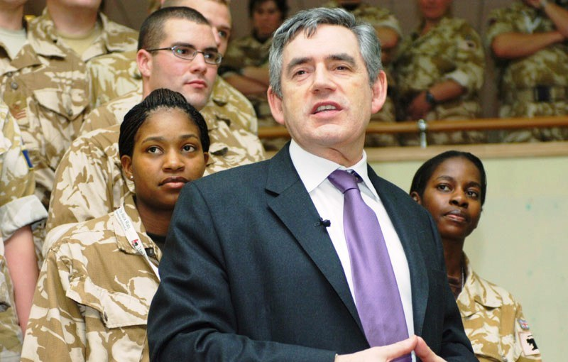 What if Gordon Brown had called an election in 2007?