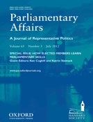 Parliamentary Affairs